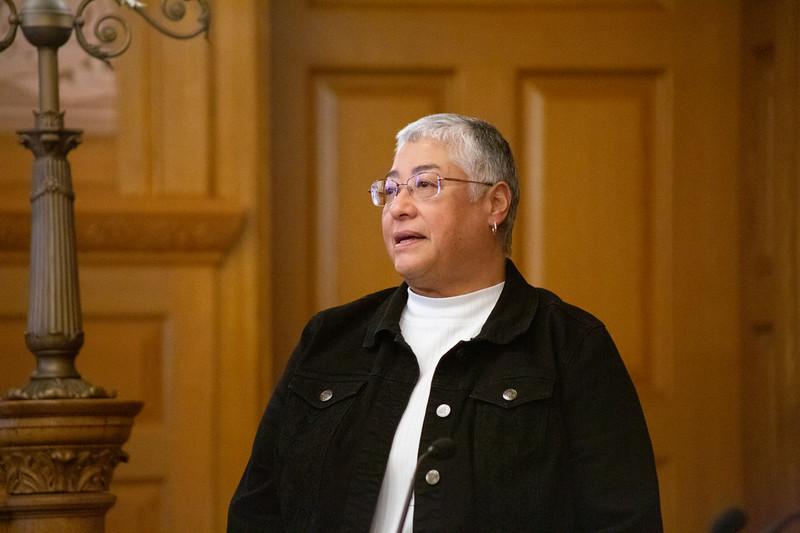 Representative-elect Susan Ruiz