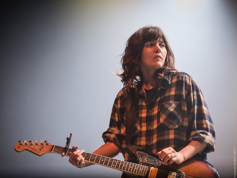 Courtney Barnett and Kurt Vile at The Fox by Aaron Rubin (3 of 16).jpg