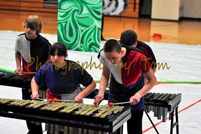 Marshfield HS Percussion