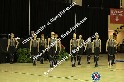 Collegiate Teams - Purdue University Twirlers vs