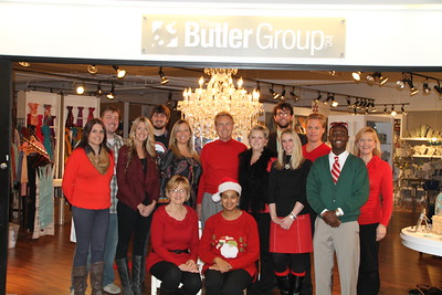Butler Group Christmas Photos 2014