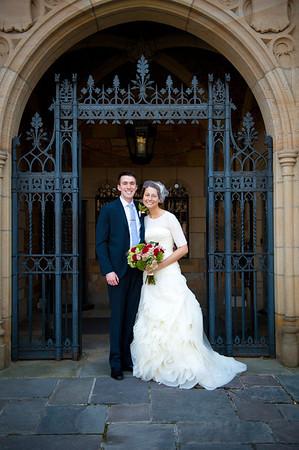 Allison and Garrett | Wedding
