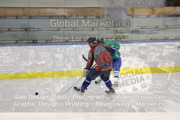 Piranhans @ Medaille Hockey