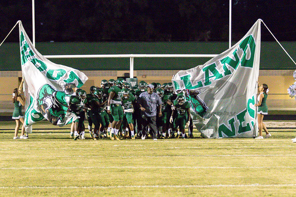 Woodland  vs Whale Branch FB 9-29-17