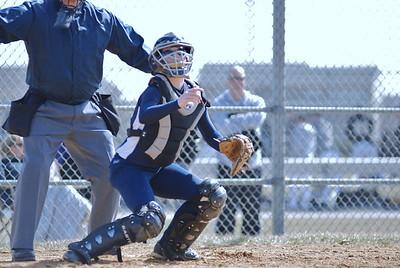 Varsity softball opener