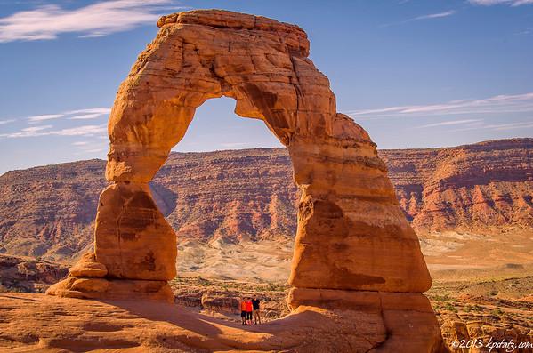 AUG 19 - Moab, UT / Arches NP
