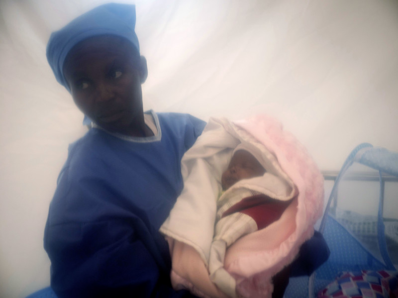 Congo Ebola Youngest Survivor