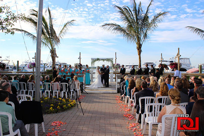 Nicole & Nick's Wedding @ The Channel Club 6-22-2014