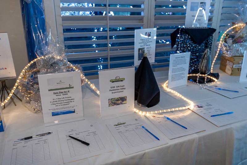 Whistler Health Care Foundation 25th Anniversary Fundraiser