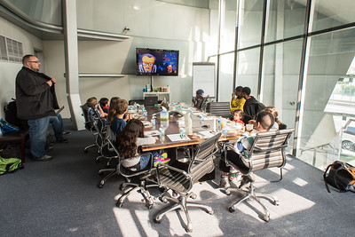 Take Your Kids To Work Day - 2015