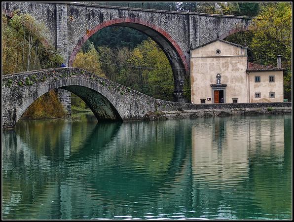 Pontecosi in Garfagnana