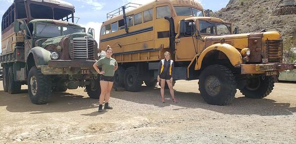 8/22/19 Eldorado Canyon ATV/RZR & Gold Mine Tour