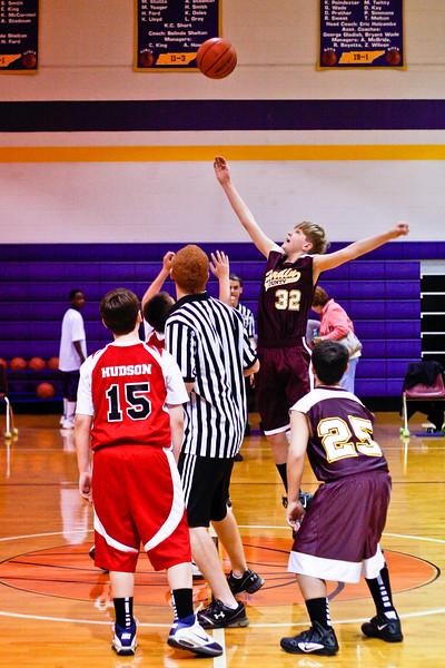 2011-2012 HCMS Basketball (6th Grade)