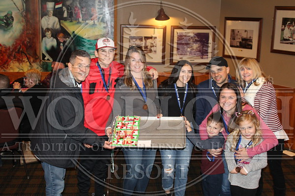 December 8 - Gingerbread Wars