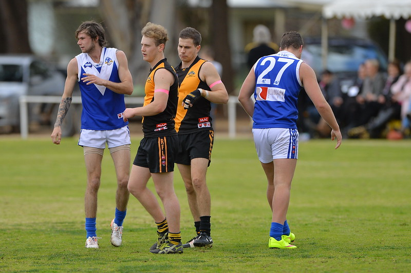"""A"" Grade RFL  Loxton v Renmark (Round 14)"