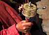 The Bhutanese are devout and superstitious Buddhists.