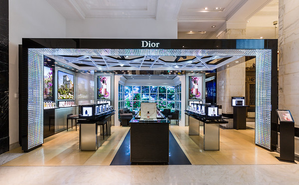 Dior Selfridges