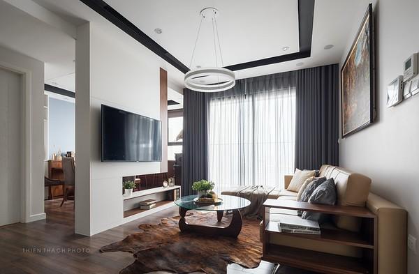 D'Capitale Apartment Interior by ASIA INTERIOR