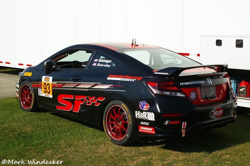 ST HART Honda Civic Si