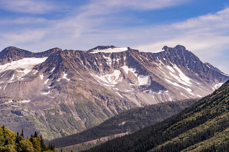 White Pass Mountain View