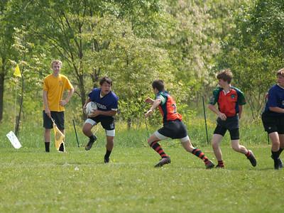 Freshmen at Fast Track 5-5-12