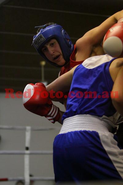 2009 08 15 Golden Gloves Semi Finals Bout 10