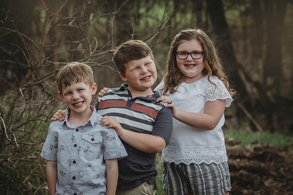 Steinmeyer Family 2019