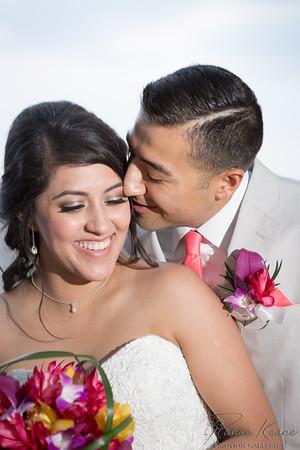 150929 Yvette Carrillo & Joseph Marquez