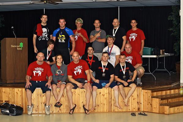 Arkansas Brazilian Jiu Jitsu Championships II 08.08.09