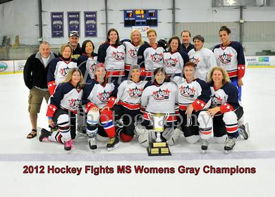 Womens Grey Championship