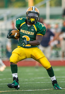 Grosse Pointe North v Lakeview Football, 8-23-12