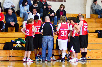 8th Grade Boys Ladysmith Jan 14