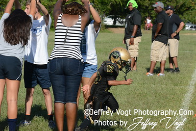 09-06-2014 MVSA vs Southern MD Eagles Tiny Mites, Photos by Jeffrey Vogt Photography