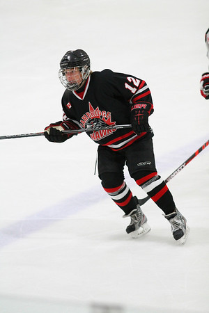 Brantford 99ers - September 22, 2012