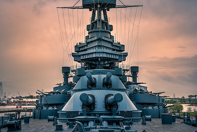 2017 Battleship Texas