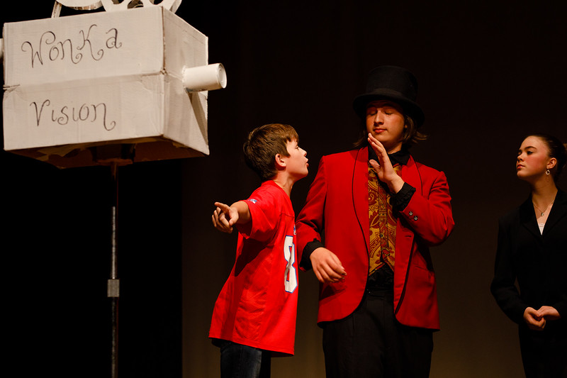 Headwaters Presents: Willy Wonka