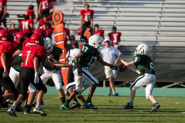 Jaden Owens - Football #17