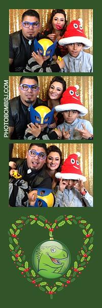 Iguanas Christmas Party 2018