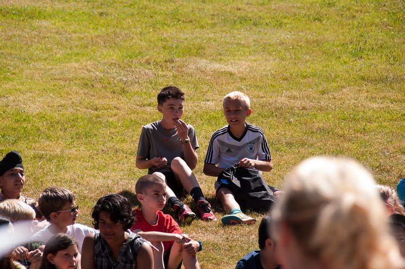 2015.06.11 - 5th Grade Assembly & Picnic