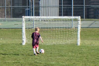 Soccer - Spring 2009- Dexter Emperors