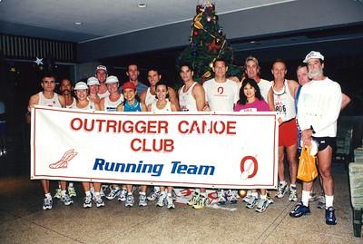 27th Annual Honolulu Marathon 12-11-1999