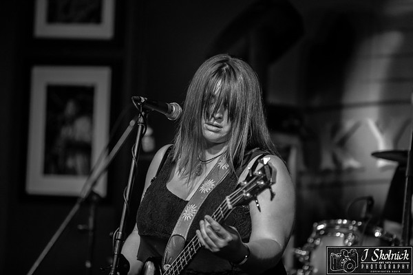 10 /16/18 Blu Tuesday with Amanda Fish at the Funky Biscuit