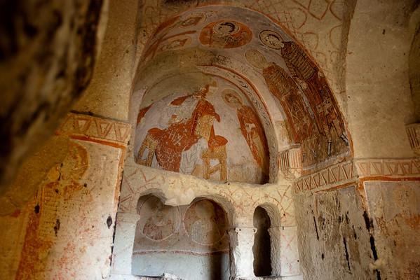 Cappadocia - Underground