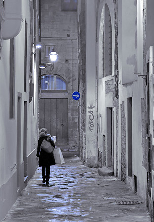 Rues - Florence