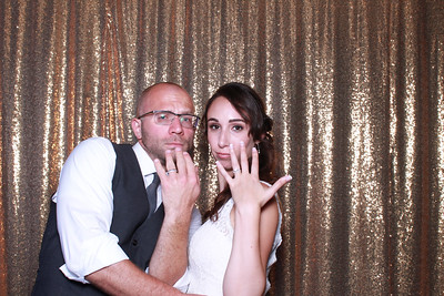 2017-10-07 Natalie and Chris' Photo Booth Pics