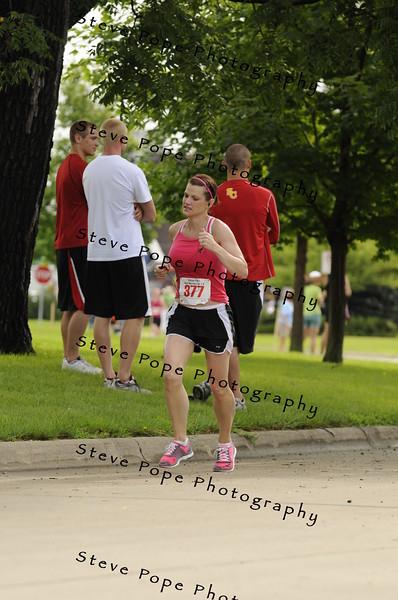 2010 5K and half Marathon