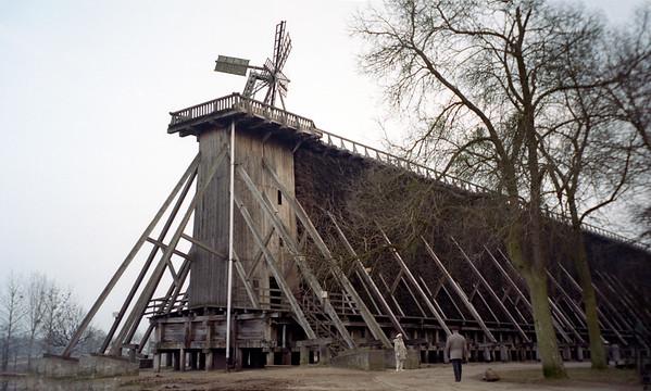 Ciechocinek, Poland March 2000