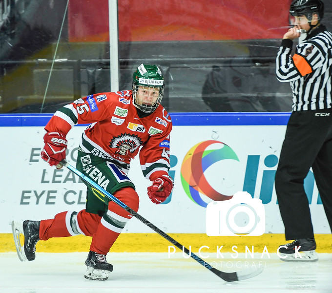 J20 SuperElit Södra 2018-10-12: Frölunda HC - Örebro Hockey