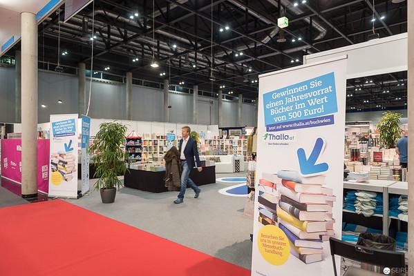 Eröffnung der Buch Wien 2017