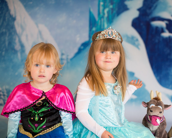 Aimee & Eleanor - Frozen